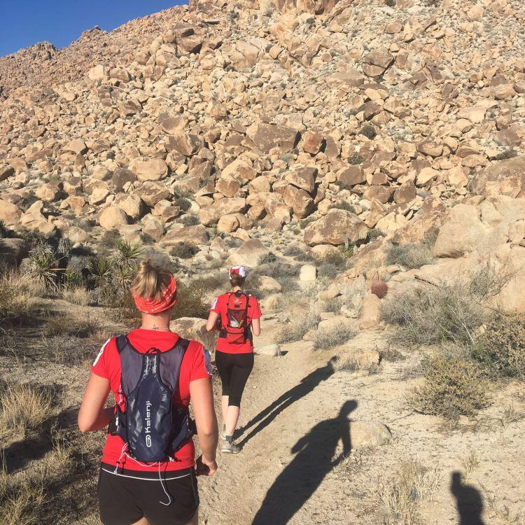 J6 - Trek 13km