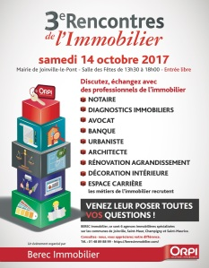 rencontres immobilier 2017BIS